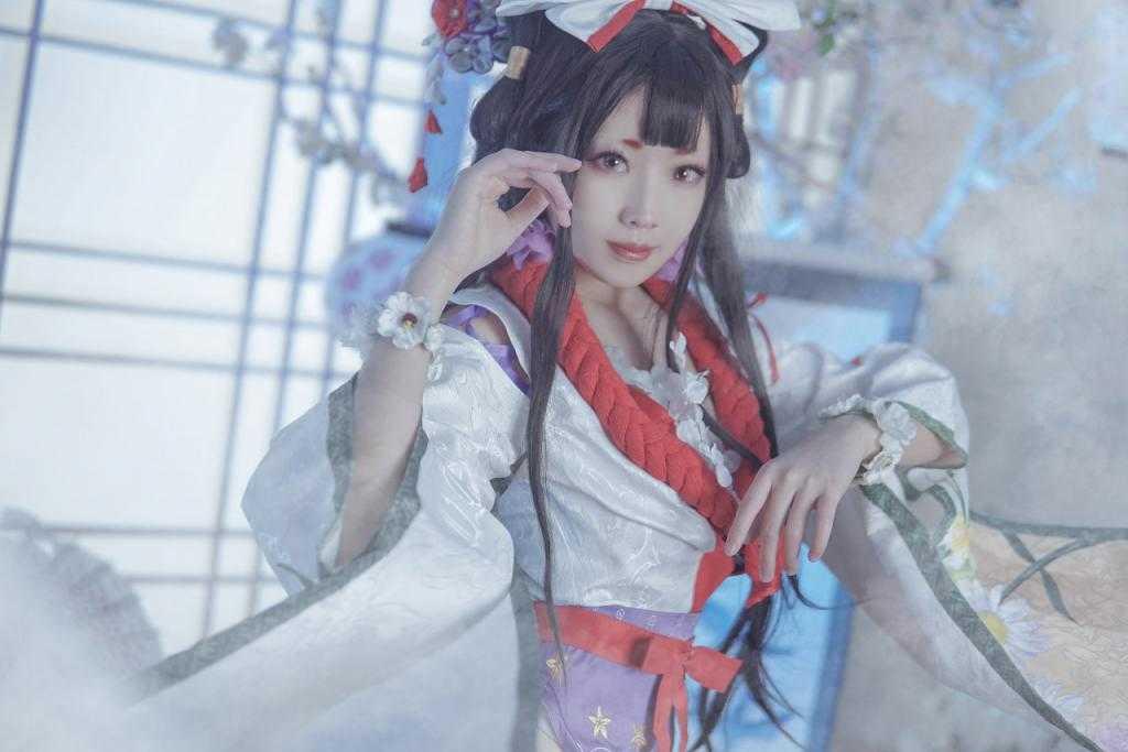 阴阳师花鸟卷cosplay美照 花鸟卷绝美cosplay分享