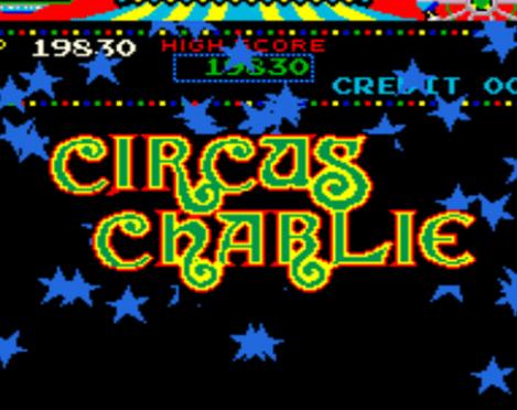 马戏团小丑查理