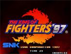 格斗之王97特别版街机游戏