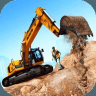 挖掘机模拟器2021游戏
