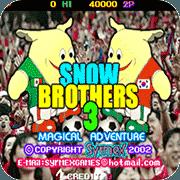 雪人兄弟3手机版