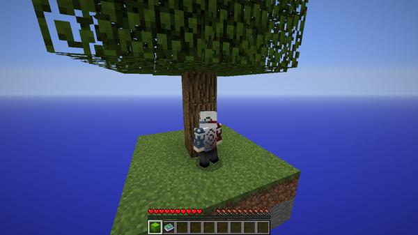 我的世界幸运空岛mod下载-我的世界幸运空岛mod最新版
