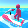 水上摩托艇障碍竞速赛