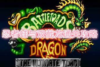 忍者蛙与双截龙通关攻略-忍者蛙与双截龙一命通关视频攻略