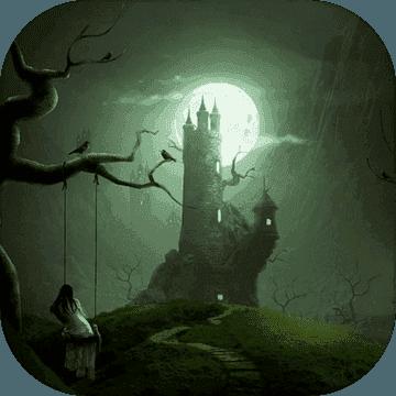 恐怖漆夜故事游戏