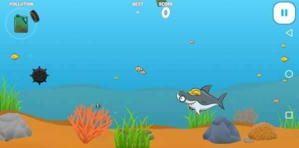 海洋垃圾清洁工