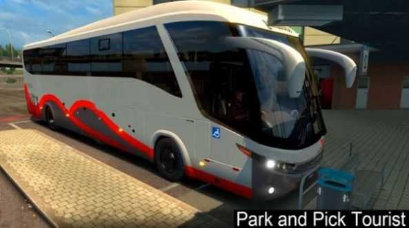 现代巴士山地驾驶