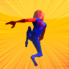 蜘蛛英雄奔跑