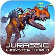 侏罗纪怪兽世界恐龙战争破解版最新版