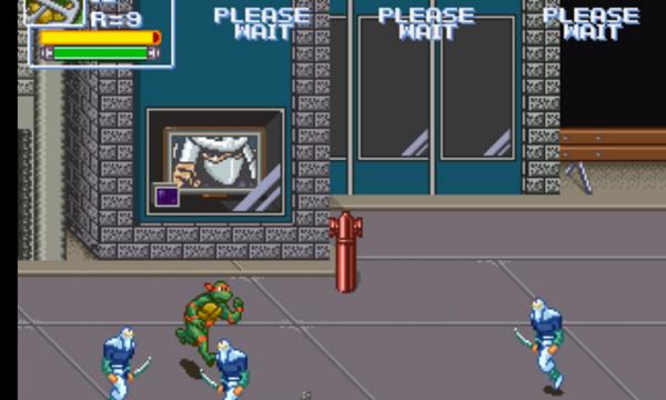 忍者神龟PC重置版