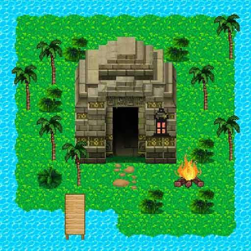 岛屿生存圣庙遗宝破解版