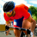 越野自行车骑士