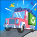垃圾车驾驶3D