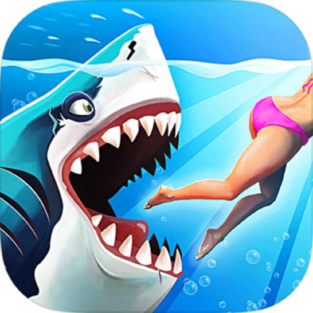 饥饿鲨世界鲨吉拉无限珍珠