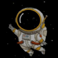 华为太空人表盘