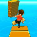 搭个桥快跑无限金币版