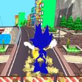 地铁蓝刺猬游戏